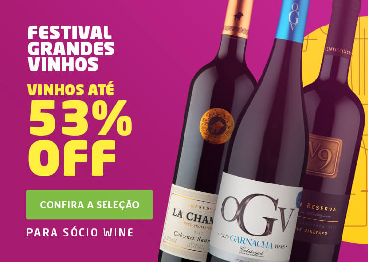 Festival Grandes Vinhos