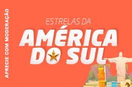 Estrelas da America do Sul