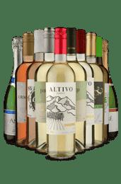 Kit Adega Refrescante (10 Vinhos)