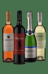 Kit Variações (4 Vinhos)