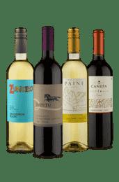 Kit Misturas de Sensações (4 Vinhos)
