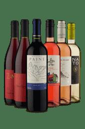 Kit Sensações Vinho Fácil (6 Vinhos)