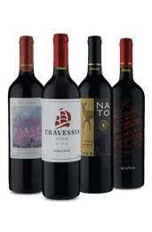 Kit Tintos do Chile (4 Vinhos)
