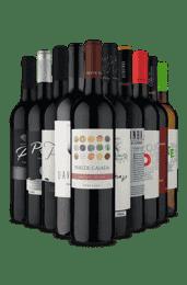Kit Maravilhas Portuguesas (10 Vinhos)