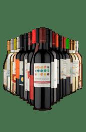 Kit Os 20 Melhores da Vinho Fácil (20 Vinhos)
