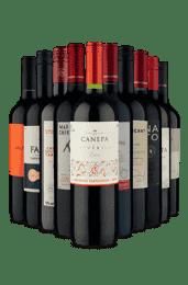 Kit Cabernet Sauvignon (10 Vinhos)
