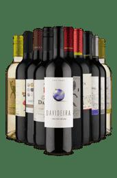 Kit Tem Vinho branco no meu Tinto (10 Vinhos)