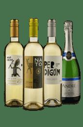 Kit Sabores 3 Países (4 Vinhos)
