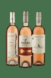 Kit Sabores em 3 Países (3 Vinhos)