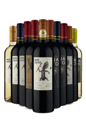 Kit Familias Nato e Mad Chief (10 Vinhos)