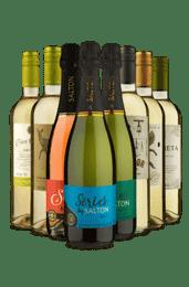 Kit Brancos e Espumantes (8 Vinhos)