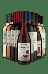 Kit Ultimos Lançamentos (10 Vinhos)