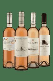 Kit Quarteto Rosé (4 vinhos)