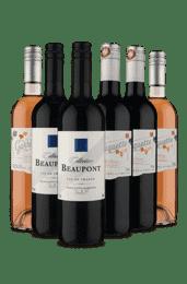 Kit Sexteto Francês (6 vinhos)