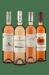 Kit O Melhor do Rosé (4 Vinhos)