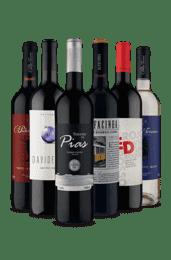 Kit Relâmpago Sexteto Português Selecionados (6 vinhos)
