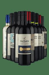 Kit Equilibrio de Sabores (10 Vinhos)