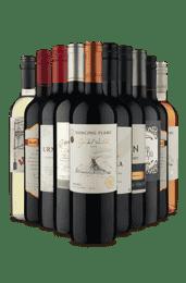 Kit Refrescantes em Meio a Tintos (10 Vinhos)