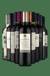 Kit Vinhos Especiais (10 Vinhos)