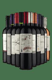Kit Delicias da Taça (10 Vinhos)