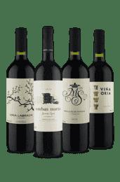 Kit Garnacha Mais Gostosa do que Famosa (4 Vinhos)