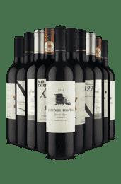 Kit Syrah Duplo (10 Vinhos)