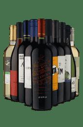 Kit Surpresa em Taças (10 Vinhos)