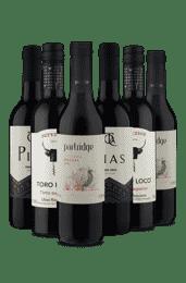 Kit Especial Melhores de 375ml (6 Vinhos)