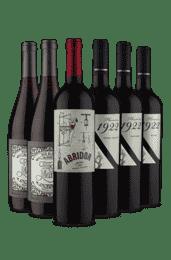 Kit Lançamentos (6 Vinhos)