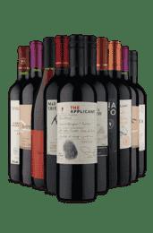 Kit Especial Tintos do Dia (10 Vinhos)