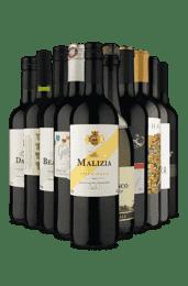 Kit Só Europeus (10 Vinhos)