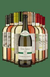 Kit Refrescantes Escolhidos a Dedo (10 Vinhos)