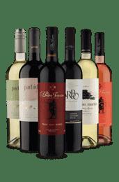 Kit Misturas de Sabores (6 Vinhos)