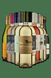 Kit Vinho Fácil em Refrescantes (10 Vinhos)