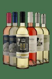 Kit Brancos e Rosés Argentinos (6 Vinhos)