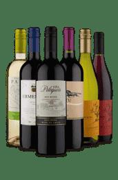 Kit Passeando pelo Chile (6 vinhos)