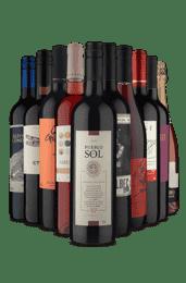 Kit 10 Surpresa Boa (10 Vinhos)