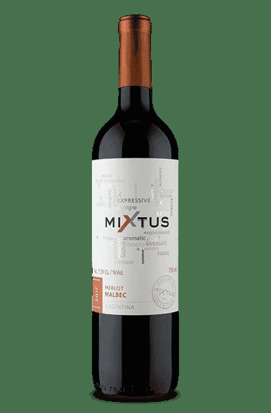 Mixtus Merlot Malbec 2017