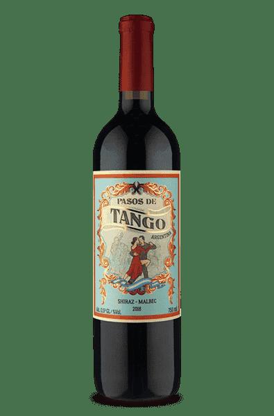 Pasos Del Tango Syrah Malbec 2018