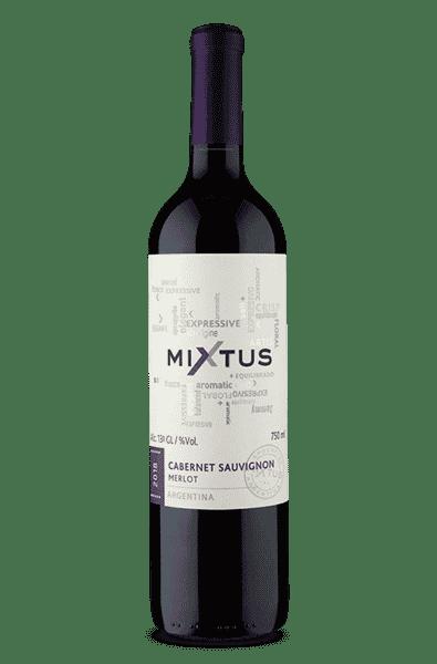 Mixtus Cabernet Merlot 2018