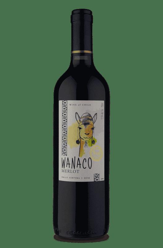 Wanaco Merlot 2018