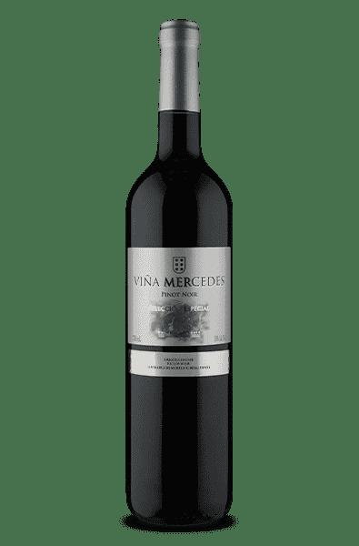 Viña Mercedes I.G.P. Vino de la Tierra de Castilla Pinot Noir 2018