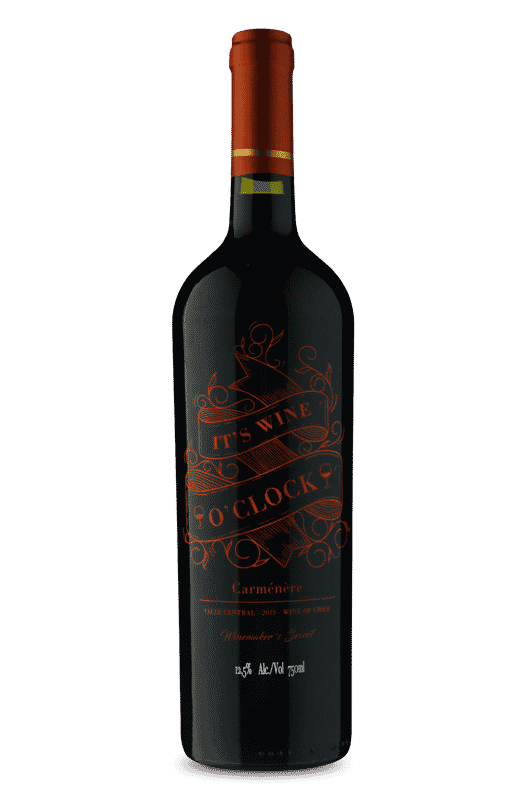 Its Wine O Clock Carménère 2019