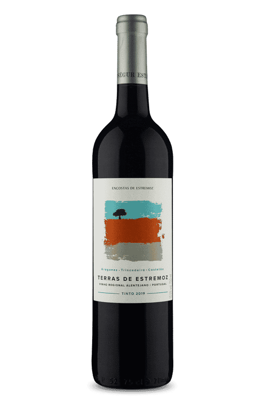 Terras de Estremoz Regional Alentejano Tinto 2019