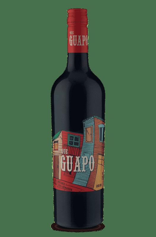 Que Guapo Malbec Blend 2019