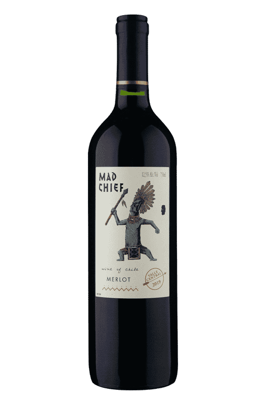 Mad Chief Merlot 2019