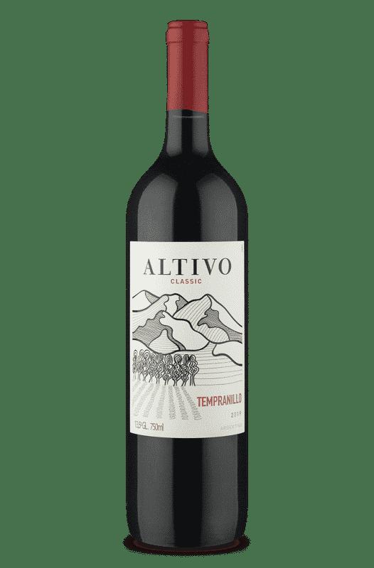 Altivo Classic Tempranillo 2019