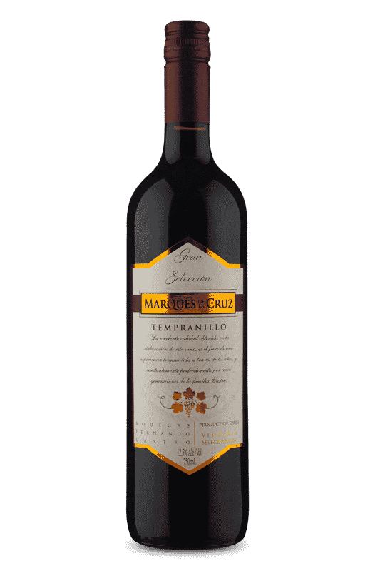 Marques de La Cruz Tempranillo 2019