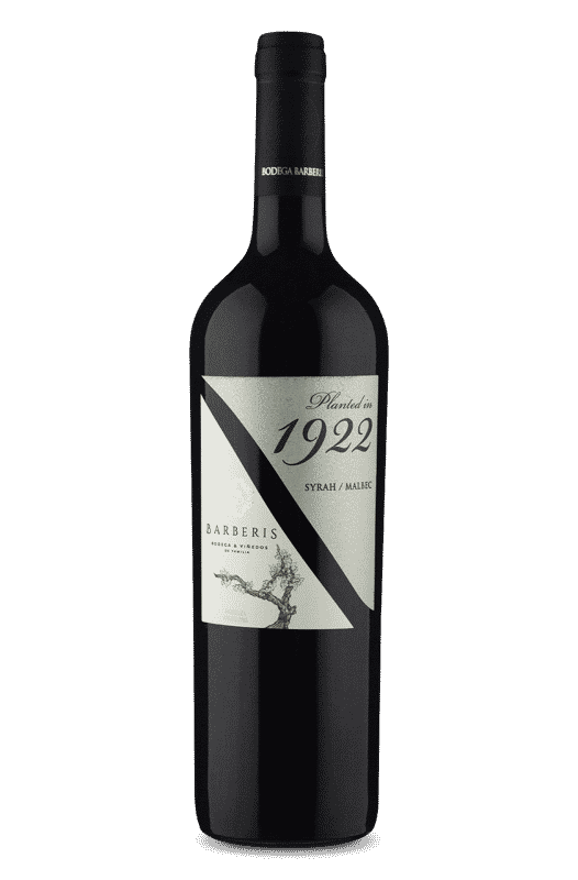 1922 Syrah Malbec 2020