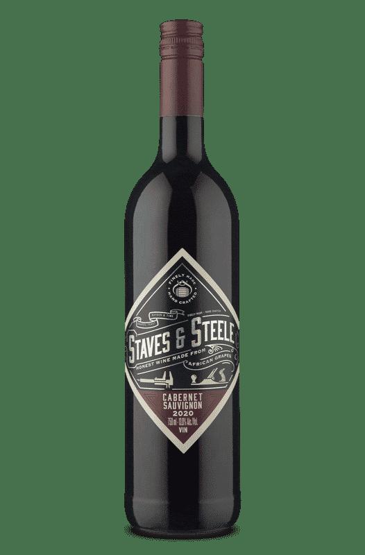 Staves and Steele Cabernet Sauvignon 2020
